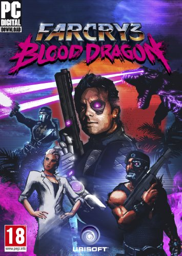 : Far Cry3 Blood Dragon (英語版) [ダ …