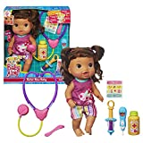 Hasbro Year 2012 Baby Alive Electronic 13 Inch Doll Set - BETTER NOW BABY (Hispanic Version) With Li