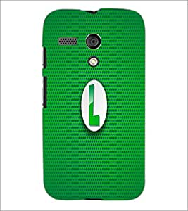 PrintDhaba GRANDbet L D-1610 Back Case Cover for MOTOROLA MOTO G (Multi-Coloured)