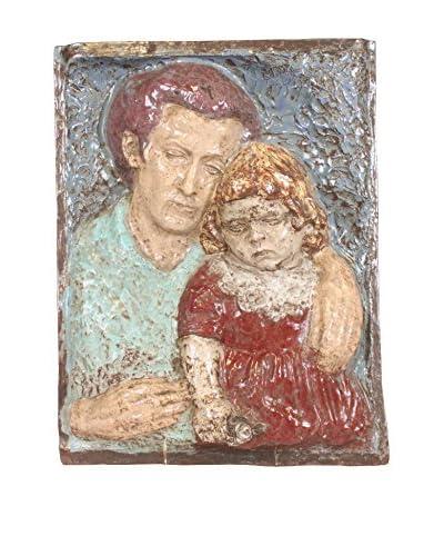 Mother/Child Porcelain Art, 1916