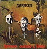 Heroes Saints And Fools LP (Vinyl Album) UK Nucleus 1981