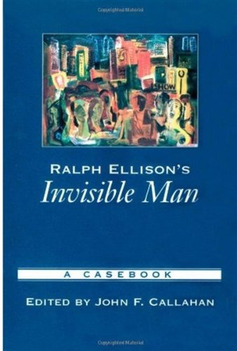 living with music ralph ellison essay Using ralph ellison's, on bird, bird-watching, and jazz students will review  practice with analysis: ralph ellison  the sat and act essay and critical.