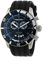 Nautica Men's N17583G NSR 08 Sporty Resin Watch by Nautica