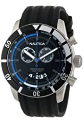 Nautica Men's N17583G NSR 08 Sporty Resin Watch