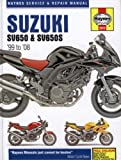 Suzuki SV650 and SV650S Service and Repair Manual: 1999 to 2008 (Haynes Service and Repair Manuals)