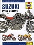 Suzuki: SV650 & SV650S 99-08