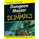 Dungeon Master For Dummies (for the Dungeons & Dragons Roleplaying Game) ~ Bill Slavicsek