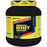 MuscleBlaze Whey Protein, 1 Kg / 2.2 Lb Rich Milk Chocolate