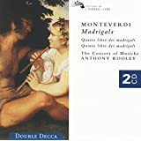 Monteverdi: Fourth and Fifth Books of Madrigals (2 CDs)