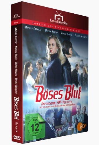 Böses Blut - Der packende ZDF-Vierteiler (Fernsehjuwelen) [2 DVDs]