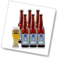 【世界が認めた新潟の地ビール】 スワンレイク クラフトビール ホワイトスワンヴァイツェン 330ml 6本セット