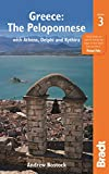 img - for Greece: The Peloponnese: With Athens, Delphi and Kythira (Bradt Travel Guides Greece the Peloponnese) book / textbook / text book