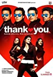 51Zwde%2B2dJL. SL160  Thank You (2011) (New Hindi Comedy Film / Bollywood Movie / Indian Cinema DVD)