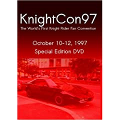 Knight Rider: The First Fan Convention (KnightCon 1997)