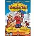 3 Film Box Set: American Tail 1-3 (Lenticular) [DVD]