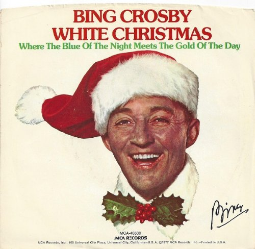 Bing Crosby - Where The Blue Of The Night - Zortam Music