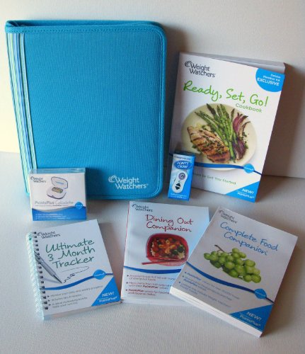 Weight Watchers 2011 Points Plus Deluxe Kit with Calculator and Points Clicker