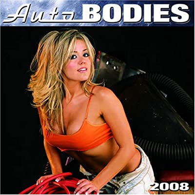 Sexy Auto Bodies 2008 Female Model Calendar