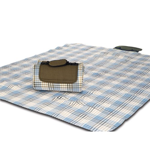 Picnic Plus Small Mega Mat NAUTICAL Navy image