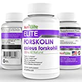 Forskolin 250 ★ Coleus Forskholii ★ Metabolism Booster ★ Blasts Belly Fat ★ FREE Forskolin eBook ★ 100% Guaranteed For Weight Loss ★ Recently Featured On★ Thermogenic Fat Burner ★ Natural Weight Loss Supplement Works Well With Colon Cleanse, Yacon Syrup,