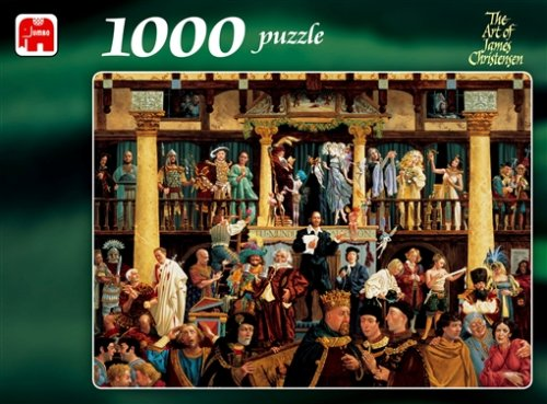 Cheap Jumbo All Worlds A Stage 1000pc Jigsaw Puzzle (B000EWC0XY)