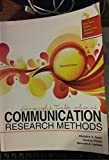 img - for Straight Talk About Communication Research Methods book / textbook / text book