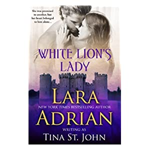 White Lion's Lady (Warrior Trilogy (historical romance) Book 1)