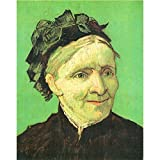 Art Panel - Portrait Of The Mother Of The Artist By Van Gogh