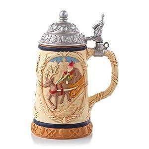 Hallmark Keepsake Ornament 2013 Beer Stein - #QXG1582