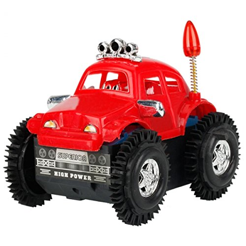Superior No.331A Red Car Toy Electronic Toys By Preciastore
