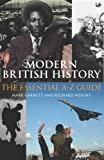 img - for Modern British History: The Essential A-Z Guide book / textbook / text book