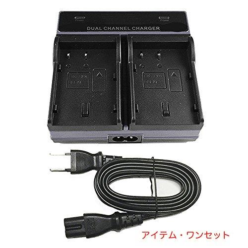 AD-DA™デュアルバッテリー急速充電器 (NIKON EN-EL20/EN-EL20a/EN-EL22) /COOLPIX A AW1 J1 J2 J3 S1/BMPCC