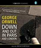 Down and Out in Paris and London (Csa Word Classic) George Orwell