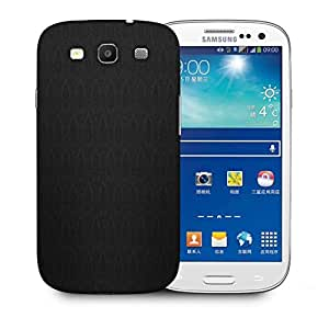 Snoogg Nostalgi Plain Printed Protective Phone Back Case Cover For Samsung S3 / S III