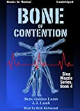 img - for Bone Of Contention by Bette Golden & J.J. Lamb (Gina Mazzio Series, Book 4) from Books In Motion.com book / textbook / text book