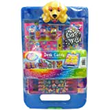 LISA FRANK DESK CADDY CASSIE DOG CLIPBOARD & STORAGE DESK