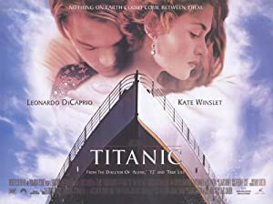Titanic - Movie Poster - 11 x 17