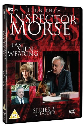 Inspector Morse – Last Seen Wearing [DVD]