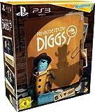 Privatdetektiv Diggs Bundle (Spiel inkl. Wonderbook, Move - Motion - Controller & Camera) - [PlayStation 3]