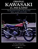 img - for Original Kawasaki Z1 & Z900 (Bay View Books) book / textbook / text book