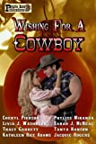 img - for Wishing for a Cowboy book / textbook / text book