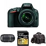 Nikon-D5500-DSLR-Black-w--18-55mm-and-55-300mm-Lenses-+-Accessories