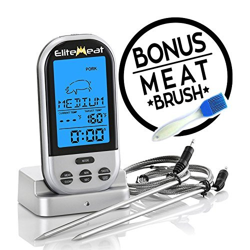 digital-wireless-remote-meat-thermometer-w-meat-brush-by-elitemeat-best-bbq-oven-smoker-grill-cookin