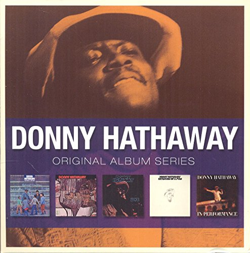 Donny Hathaway - Original Album Series:donny Hathaway/everything Is Everything/extension Of A Man/in Performance/live - Zortam Music