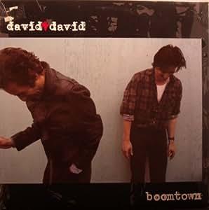 Boomtown (1986) / Vinyl record [Vinyl-LP]