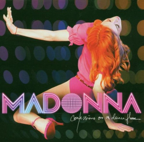 Original album cover of Confessions on a Dance Floor by Madonna