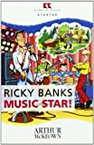 Ricky Banks Music Star! - Starter Level (Spanish Edition)