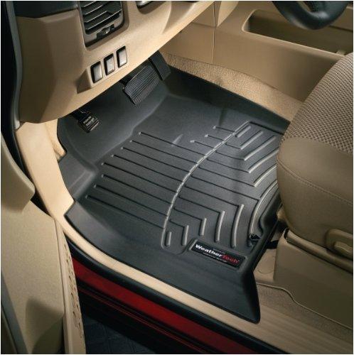 WeatherTech Custom Fit Front FloorLiner for Chevrolet Colorado/GMC