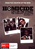 Homicide: Life on the Street - Complete Collection (Seasons 1-7) - 34-DVD Box Set [ NON-USA FORMAT, PAL, Reg.0 Import - Australia ]