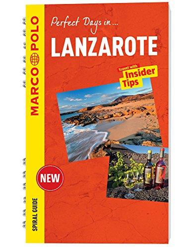 Lanzarote Marco Polo Spiral Guide (Marco Polo Spiral Guides)